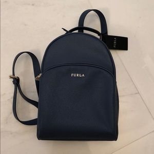 Furla Bags - NEW FURLA frida medium backpack blue NWT 2b8811d0b4b91